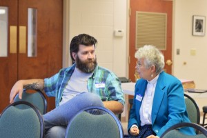 Intergenerational Conversation at the Southern Conference Gathering