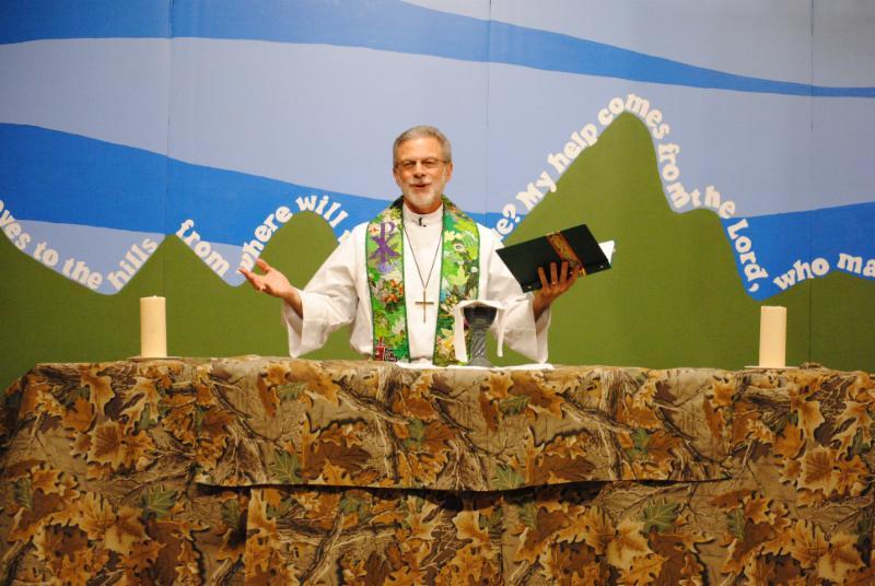 Pastor Rick Goeres