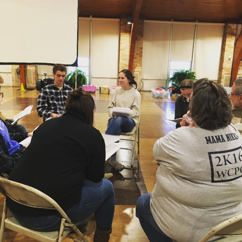 Winter Celebration Planning Group