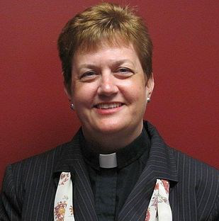 The Rev. Tracie Bartholomew