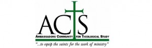 ACTS Fall 2015 Course @ Grace Evangelical Lutheran Church | Waynesboro | Virginia | United States