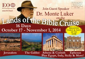Lands of the Bible Cruise