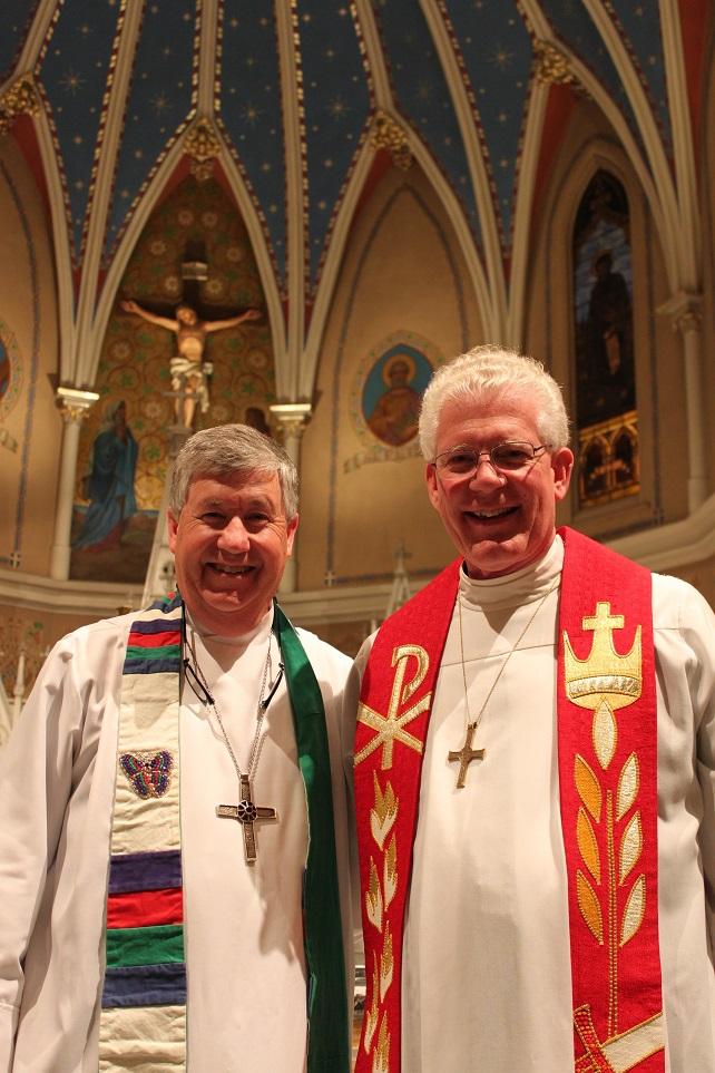 Bishop Mauney and Price