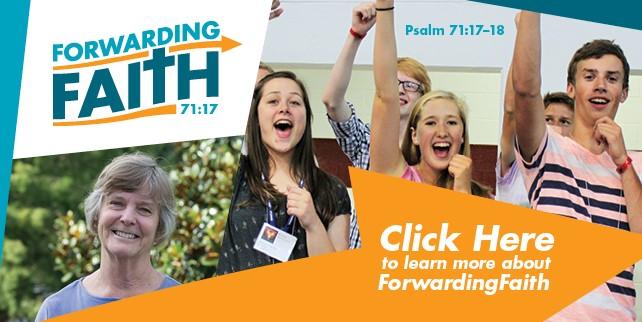 Forwarding Faith slide
