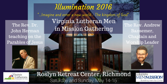 Virginia Lutheran Men in Mission Gathering